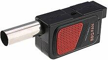 Tragbare Elektrische BBQ Fan Air Gebläse für