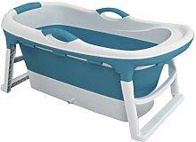 Tragbare Falten Badewanne Badeeimer for Erwachsene