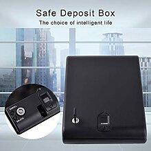 Tragbare Fingerabdruck-Box Sichere