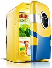 Tragbare Kühlschrank, Mini-Kühlschrank 22L Auto