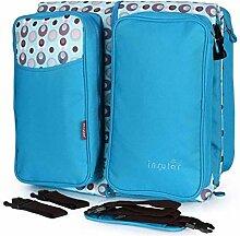 Tragbare Reisebett Baby Krippen Wickeltasche