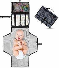 Tragbare Wickelunterlage, Baby Wickelunterlage