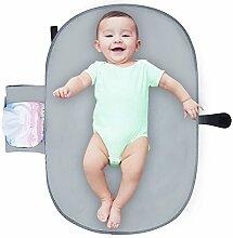 Tragbare Wickelunterlage Matte Baby Reise Taschen