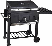 Tragbarer Barbecue-Grill, großer Trolley,