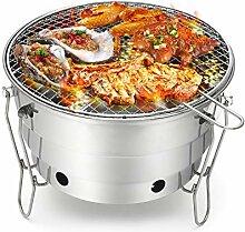 Tragbarer BBQ-Grill,