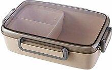 Tragbarer gesundes Material Lunch Box Unabhängige