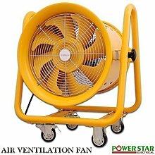 Tragbarer Industrie Ventilator Axiallüfter (EX) -