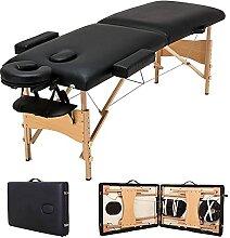 Tragbarer Massagetisch Mobile Kosmetikliege