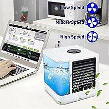 Tragbarer Mini-Ventilator für den Kühlschrank