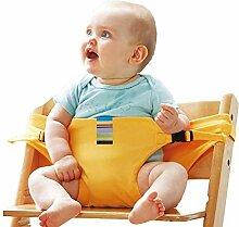 Tragbarer Reise-Babystuhl, Babysessel,