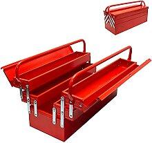 Tragbarer Werkzeugkasten, multifunktional, dick,