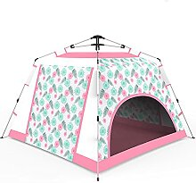 Tragbares Outdoor-Camping-Zelt Camping no-Pitch