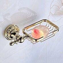 Tragen homewall Halterung Badezimmer Golden