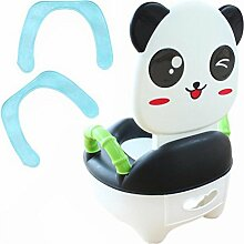 Training Aids Töpfchen Kinder Pissoir, Babytopf, Kindertoilette Kinder Frosch Urinal (Farbe : 2#)