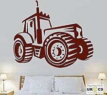 Traktor Bauernhof Fahrzeug Schlafzimmer Coole