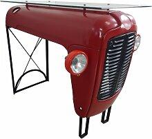 Traktor Thekentisch Tresen Stehtisch Industrie