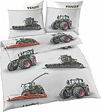 Traktoren Bettwäsche 135x200 Jungen | Traktor &