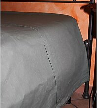 Trama Toscana Bettwäsche Doppelbett Grigiotre