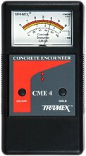 Tramex CME 4 Concrete Encounter, Impedanz