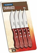Tramontina 29899-150 Jumbo-Steakmesser-Set, 4-tlg.