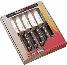 Tramontina 29899-165 Jumbo-Steakmesser-Set, 6-tlg.