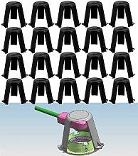 Trango 20er Pack Abstandshalter Hitzeschutz TG-ASH