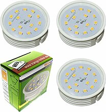 Trango 3er Pack LED Modul Leuchtmittel 3TGMO15 I