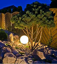 Trango 400 Gartenkugel Leuchte IP44 Kugelleuchte