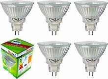 Trango 5er Set LED Leuchtmittel mit MR16 Fassung