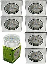Trango 6er Set 6729-069SMOSD LED Einbaustrahler