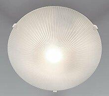 Trango Design Glas Deckenleuchte Deckenlampe