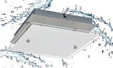 TRANGO LED Deckenleuchte, 3102 Feuchtraum IP44 LED