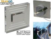 TRANGO LED Einbauleuchte, 1er Set SL-013 LED