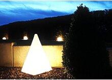 TRANGO LED Gartenleuchte, 7231-60L IP65 LED