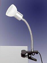 Trango LED Klemmspot Leseleuchte Clip-Leuchte