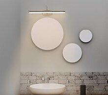 TRANGO LED Spiegelleuchte, 2244 Modern IP44 LED