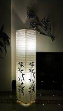 TRANGO LED Stehlampe, 1216L Modern Design LED