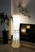 TRANGO LED Stehlampe, 1217L Design LED Stehlampe