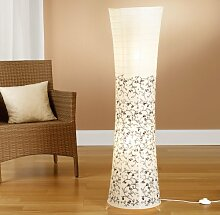 Trango Reispapier Stehleuchte Stehlampe in