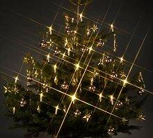 Trango TG340146 24x LED Weihnachtskerzen mit