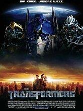 Transformers – Deutsche Film Poster Plakat