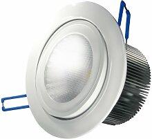 Transmedia LED-Einbaustrahler 230 V/15 W, 1000 lm,