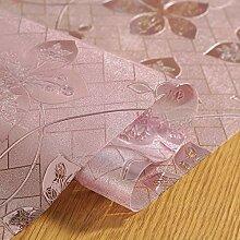 Transparent Pvc Wachstuch Tischdecke,Vinyl