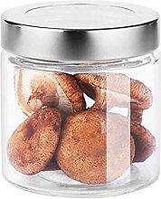 Transparente Glas versiegelt Glas, Küche
