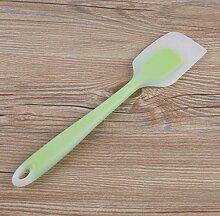 Transparente Silikon Pinsel Grillbürste Backen Butter Bürste 2,Green