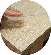 Transparente Tischdecke 18,50 €/m² durchsichtige Tischauflage 2,0 mm (0,99 x 2,20 m)