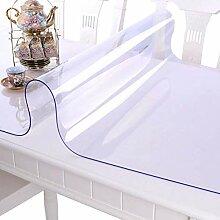 Transparente Tischdecke Folie,