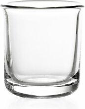 Transparentes Grappaglas von Aldo Cibic für Paola