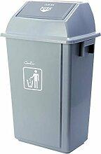 Trash can 15Gallonen Outdoor Mülleimer,