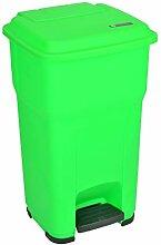Trash can-YA KJZ Outdoor Kunststoff Mülleimer,
